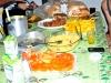 Banquete na mesa, bora ?
