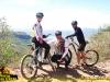 Trio Ciclista do Sertão.